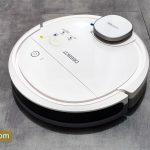 Ecovacs DEEBOT OZMO 900 recenze: robotický vysavač s robotickou technikou