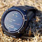 Garmin bereitet eine neue Smartwatch vor, die mit Sonnenenergie aufgeladen werden kann