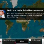 Chez Plague Inc. maintenant vous pouvez détruire l'humanité avec de fausses nouvelles