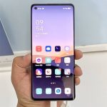 Published real photos OPPO Reno 3 Pro 5G