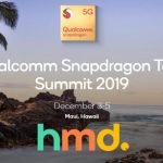 HMD Global will talk about Nokia smartphones with 5G at the Qualcomm Snapdragon Summit event on December 5