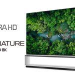 Oikea 8K: LG -televisiot ylittävät ensimmäiset 8K Ultra HD -näyttöjen vaatimukset