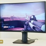 Review ASUS TUF Gaming VG32VQ: curved gaming monitor with 144 Hz VA-matrix and a nice price
