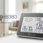 Digoo DG-TH8380: $ 16 Weather Station