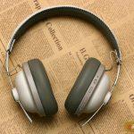 Recenze Panasonic RP-HTX90: velkolepá retro sluchátka potlačující šum
