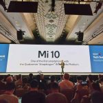 Xiaomi officially announced the release of Mi 10 on the Snapdragon 865 SoC