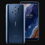Flagship Nokia 9 PureView began to receive Android 10 update
