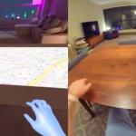 Der Enthusiast hat sein Zimmer in der virtuellen Realität nachgebildet und es ideal gemacht