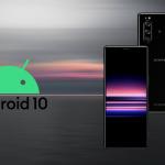 تحديث سوني إلى أندرويد 10 على الفور أربعة نماذج من الهواتف الذكية