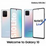 Samsung Galaxy S10 Lite: almost flagship with Snapdragon 855, triple camera and weird design for € 649
