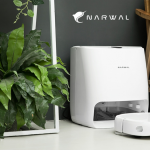 Narwal T10 - the first self-cleaning robot vacuum cleaner