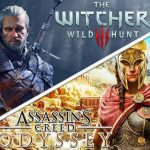 The Witcher 3, Assassin's Creed: The Odyssey, and many other blockbusters are selling at huge discounts