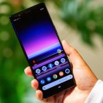 Sony will present at the MWC 2020 flagship smartphone with a Snapdragon chip 865, 5G and 4K OLED display
