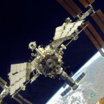ISS is in danger due to corrosive microorganisms