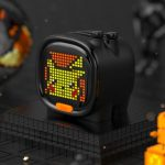 Divoom Timoo: Smart Alarm Clock with Pixel Art Screen