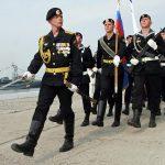 سميت بلداً تكون فيه روسيا أدنى من قوة مشاة البحرية