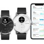 Withings ScanWatch - EKG Hybrid Smart Watch für Herzprobleme für 249 US-Dollar