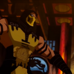 The network has the first trailer of a new cartoon by Mortal Kombat