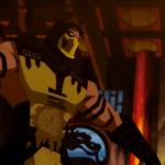 Das Netzwerk hat den ersten Trailer eines neuen Cartoons von Mortal Kombat