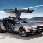 "The car from the movie ""Back to the Future"" celebrates its birthday. He is older than most of his fans."