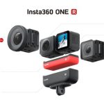 Insta360 ONE R: a modular action camera with IPX8 protection and optional Leica optics