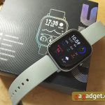 Amazfit GTS Review: Apple Watch für die Armen?