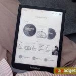 PocketBook InkPad 3 Pro Test: 16 Graustufen auf dem großen Bildschirm