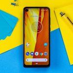 Huhu: Motorolan seuraavan lippulaivan älypuhelimen nimi on Edge +