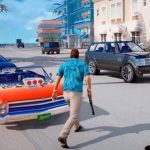 Enthusiasts transferred GTA Vice City to the GTA V engine