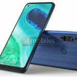 "Moto G8 on official renders: a budget employee with a ""leaky"" display, a triple camera and a headphone jack"
