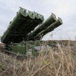 Das Video zeigte eine Simulation eines Kampfes mit dem neuesten russischen Flugabwehrsystem