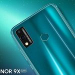 Detailed specifications and the price tag of the Honor 9X Lite smartphone have leaked into the network