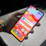Samsung Galaxy A70 started getting Android 10 update with One UI 2.0 shell