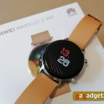 A genius of pure beauty: review of the watch Huawei Watch GT2 Classic 42 mm