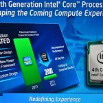 Pre-orders for 8 Intel Haswell processors started
