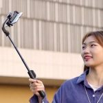 Xiaomi Yuemi introduced a selfie stick with a stabilizer and an integrated processor