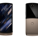 Motorola збирається випустити «розкладачку» RAZR в золотий забарвленням