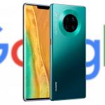 Huawei kertoi, että se ei enää käytä Google-palveluita. Ja sitten hän palautti sanansa takaisin