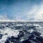 Tutkijat ovat osoittaneet, kuinka maa näyttäisi ilman valtameriä