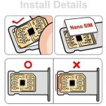 Kuinka avata iPhonen iOS 12: lla R-SIM: n ja ICCID: n avulla