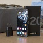 Samsung Galaxy S20 Ultra: наскільки швидко заряджається?