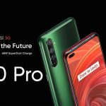 Realme X50 Pro: an inexpensive flagship with a Snapdragon 865, 5G chip, six cameras and 65 W fast charging