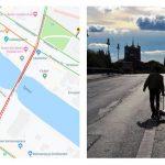 قاد الفنان الألماني عربة تحتوي على 99 هاتفًا ذكيًا في جميع أنحاء برلين وأنشأ اختناقات مرورية في خرائط Google