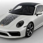 "Porsche has developed a new technique for ""pumping"" cars with fingerprints"