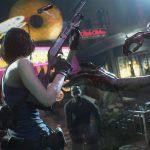 Paha Nemesis ja lisää zombeja: uusia yksityiskohtia Resident Evil 3 -versiosta ja 15 minuutin pelaaminen 4K: lla