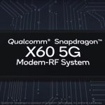 Qualcomm Snapdragon X60 5G: fast and with support for all 5G frequencies