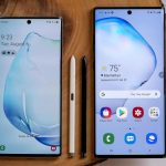 Samsung Galaxy Note 10 and Galaxy Note 10+ received a new software update: improved Face Unlock and navigation gestures