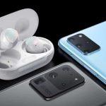 Samsung Galaxy Buds + first-hand video