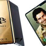 Drug lord brother Escobar continues to produce folding smartphones