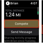 How to use activity contests on Apple Watch